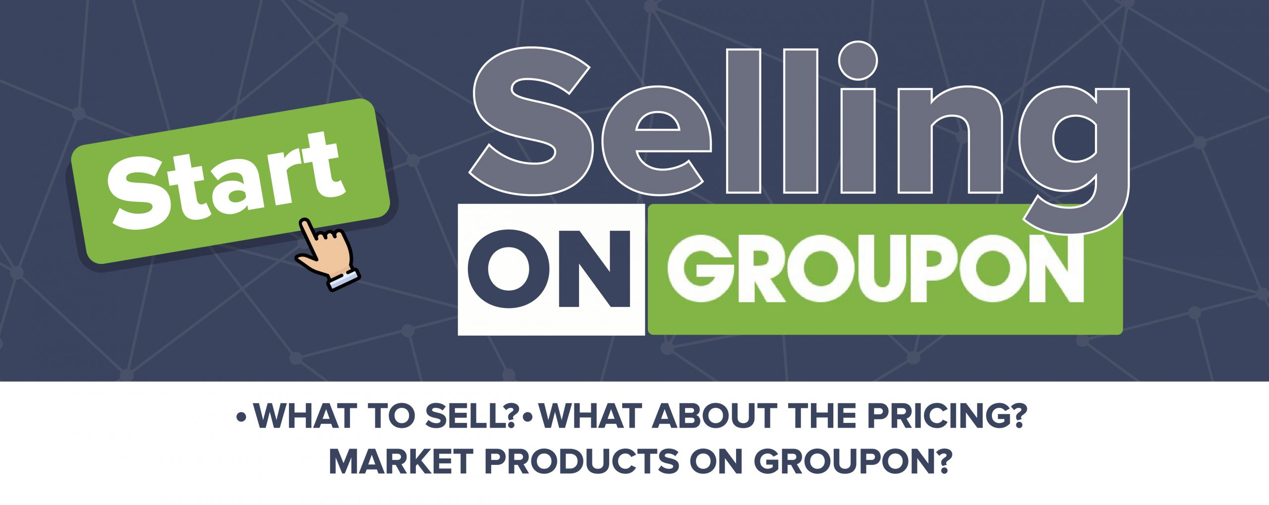 Start Selling On Groupon, We Share The Tip!