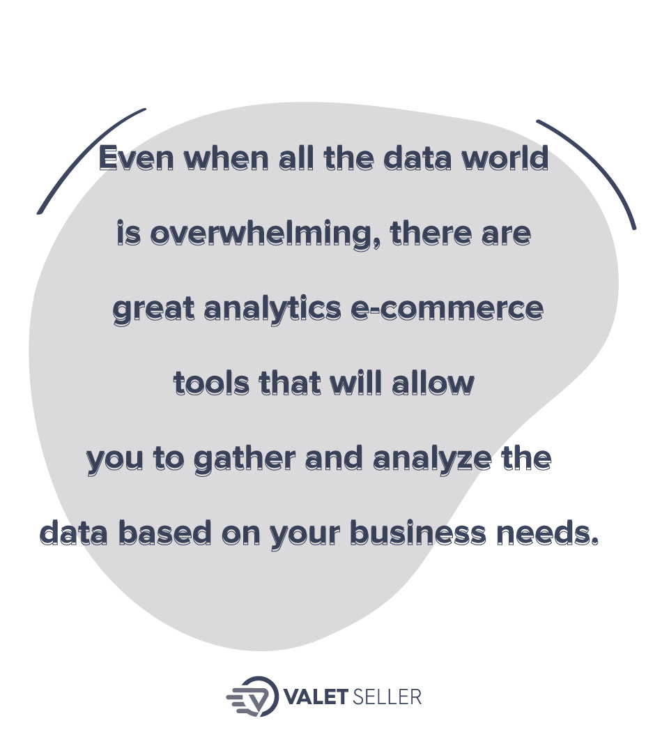 Doing it all by yourself can be hard, confusing, and overwhelming, sometimes even frustrating, so today we will share some Analytics e-commerce tools you can use for your business.