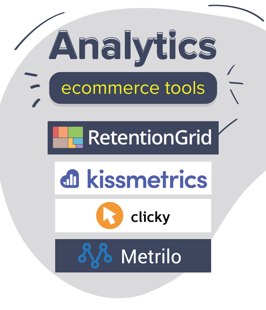 Analytics e-commerce tools you can use for your business.