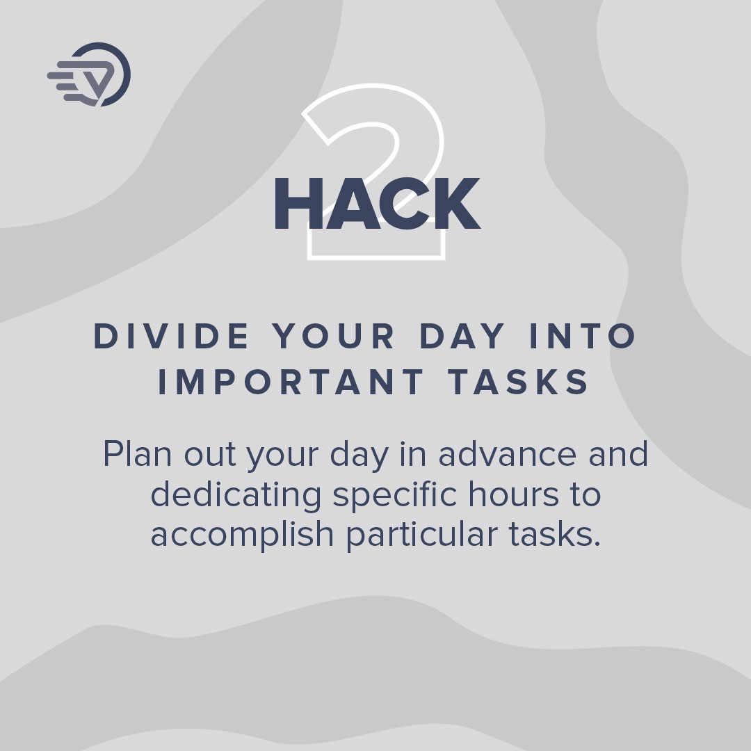 5 Productivity Hacks